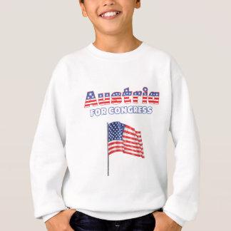 Österreich für Kongress-patriotische amerikanische Sweatshirt