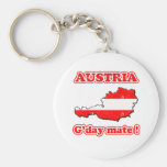 Österreich- - G'daykamerad! Schlüsselbänder
