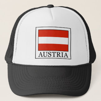Österreich-Hut Truckerkappe