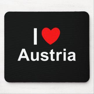 Österreich Mousepad