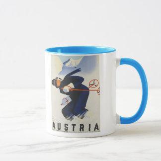 Österreich - österreichisches Vintages Tasse