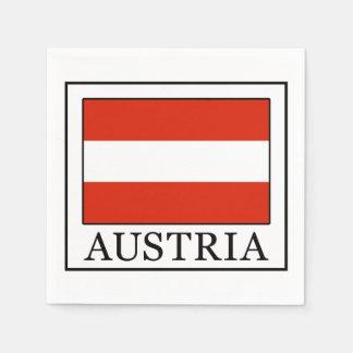 Österreich Papierservietten