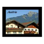 Österreich - Postkarte