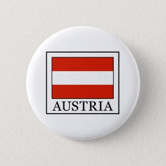 Österreich Runder Button 5,7 Cm