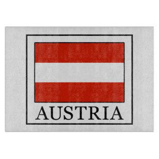 Österreich Schneidebrett