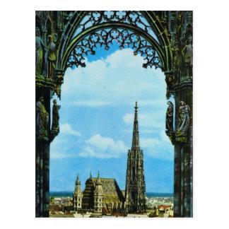 Österreich,    St Stephen, Wien Postkarte