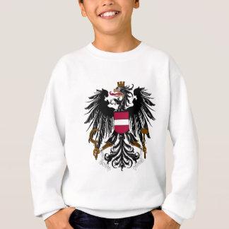 Österreich-Wappen Sweatshirt
