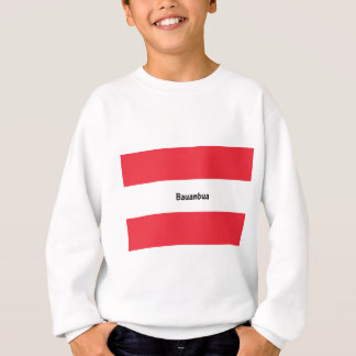 Österreicher RedKneck Flagge Sweatshirt