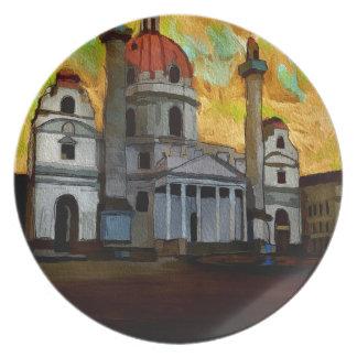 Österreichische Kirchenkunst Teller