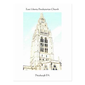 Ostfreiheits-Presbyterianer Postkarte