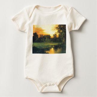 Osthampton, Long Island - 1897 Baby Strampler