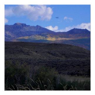 Osthumboldt, Nevada Poster