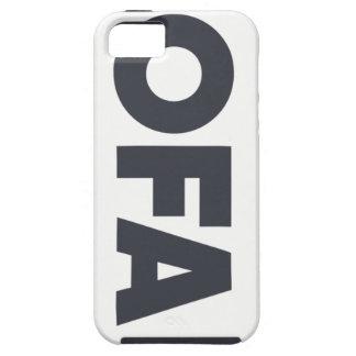 Ostiphone 5/5S Logo der bucht OFA Telefonkasten Hülle Fürs iPhone 5