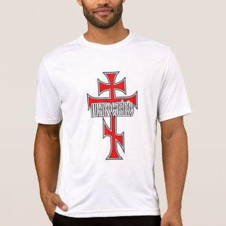 Östliches orthodoxes Kreuz T-Shirt