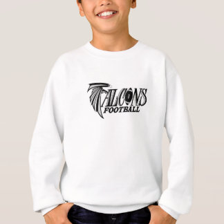 OstLincoln-Sekundarschule-Falcons Sweatshirt