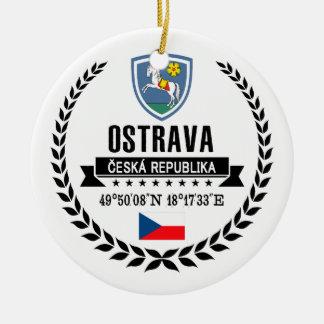 Ostrava Keramik Ornament