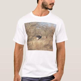 Ostrich-T - Shirt, afrikanische Safari-Sammlung T-Shirt