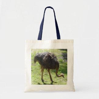 Ostrich-Taschen-Tasche Tragetasche