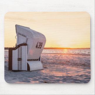 Ostsee Sonnenuntergang Mousepad