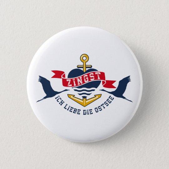 Ostseebutton Runder Button 5,7 Cm