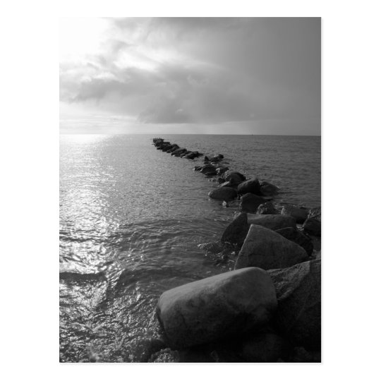 Ostseeinsel Fehmarn Postkarte