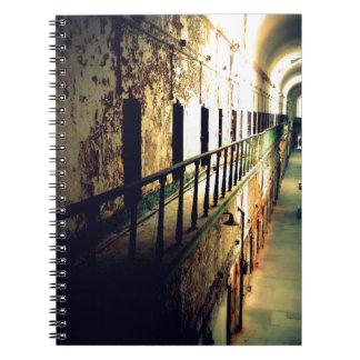 OstStaats-Gefängnis Notizblock