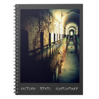 OstStaats-Gefängnis Spiral Notizblock
