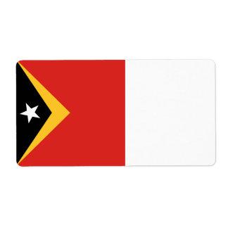 Osttimor-Flagge
