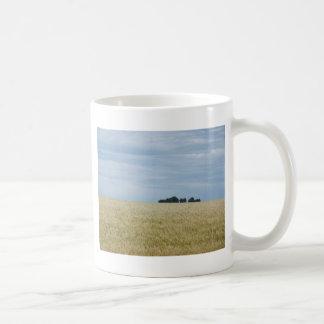 Ostwashington-Weizen-Feld Kaffeetasse