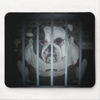 Oswald, die englische Bulldogge Mousepad