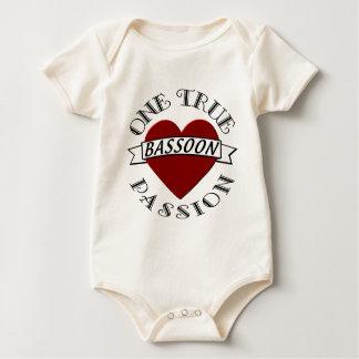 OTP: Bassoon Baby Strampler