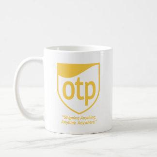OTP eins wahre Paarung Kaffeetasse