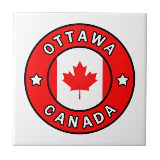 Ottawa Kanada Keramikfliese