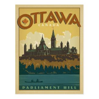 Ottawa, Kanada Postkarte