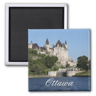 Ottawa, Kanada, Rideau Kanal Quadratischer Magnet