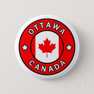 Ottawa Kanada Runder Button 5,1 Cm