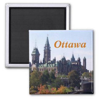 Ottawa-Magnet Magnete