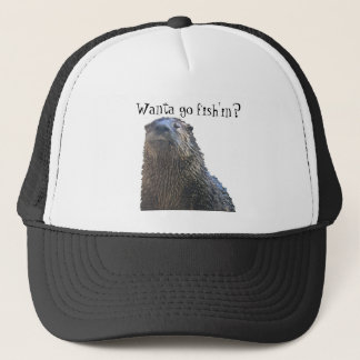 Otter 2, Wanta gehen fish'in? Truckerkappe