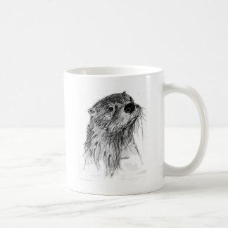 Otter-Bärte Kaffeetasse
