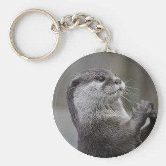 Otter-Genie Keychain Schlüsselanhänger