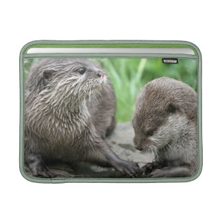 "Otter-Lebensraum 13"" MacBook-Hülse Sleeve Fürs MacBook Air"