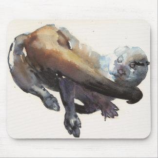 Otter-Studie I - 'Talisker Mousepad