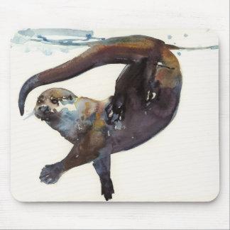 Otter-Studie II - 'Talisker Mousepad