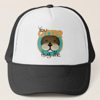 Otter-Umarmung Truckerkappe
