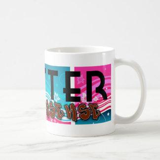 Otter-Unsinns-Tasse Kaffeetasse