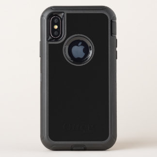 OtterBox Apple iPhone X Verteidiger-Fall OtterBox Defender iPhone X Hülle