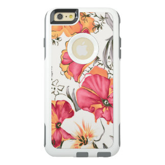 OtterBox Pendler iPhone 6/6s plus Fall/Blumen OtterBox iPhone 6/6s Plus Hülle