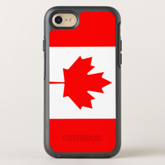 Otterbox stolzes Kanada Flagge Kanadiertelefon OtterBox Symmetry iPhone 8/7 Hülle