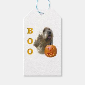 Otterhound-HalloweenBOO Geschenkanhänger
