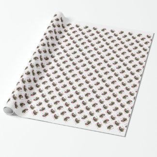 Otterhound-Sankt-Tatzen Geschenkpapier
